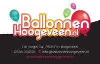 Ballonnen Hoogeveen