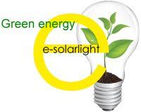 Logo E-Solarlight